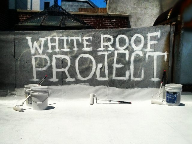 White Rooftop Project